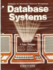 Database Systems brochure